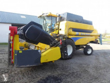 New Holland CSX 7040 used Combine harvester