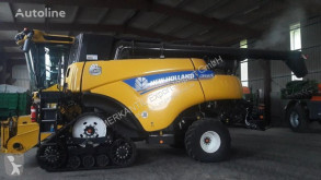 حصاد New Holland CR 9.80 Raupe آلة حصاد ودرس مستعمل