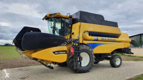 حصاد New Holland 7050 آلة حصاد ودرس مستعمل