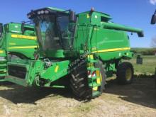 حصاد John Deere T 670i HM آلة حصاد ودرس مستعمل