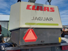 Claas Jaguar 900 + Champion 360 Moissonneuse-batteuse occasion