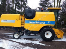 حصاد آلة حصاد ودرس مع 4 هزّازات New Holland TC 5050