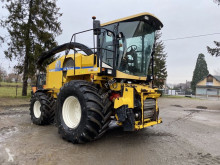 New Holland FX60/IDASS GE45 used Self-propelled silage harvester