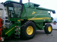 John Deere 9660 WTS HM Moissonneuse-batteuse occasion