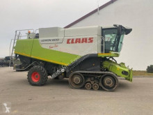 Claas Lexion 600TT used Combine harvester
