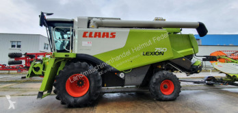 Claas Lexion 750 used Combine harvester
