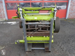 Claas rotor used Silage pieces