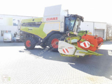 Siláž Claas LEXION 7500 VORFÜHRER Samochodná rezačka ojazdený