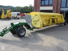 Ensiladora Zürn Profi Cut 620 Direktschneidwerk Bicos para ensiladeira usada