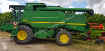 John Deere W660 Allrad Moissonneuse-batteuse occasion