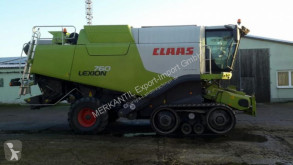Claas Lexion 760TT used rotor Combine harvester