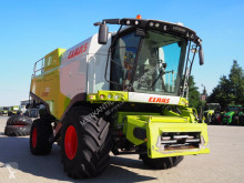 Claas LEXION 750 + V750 used Combine harvester