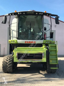 Claas Lexion 770TT Moissonneuse-batteuse à rotor occasion