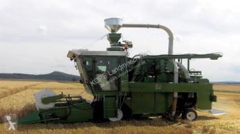 Moisson Haldrup Parzellenmähdrescher Getreide u Mais Cosechadora-trilladora usado