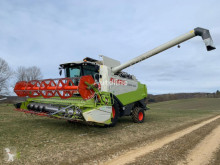 Claas Lexion 540 used transfer trailer