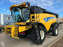 Moisson Cosechadora-trilladora New Holland CX 8070