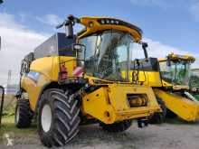 حصاد آلة حصاد ودرس New Holland CR 7.90