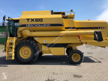 New Holland TX 68 Mähdrescher used Combine harvester