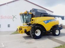 حصاد New Holland CR 980 Bj. 2006, 9,15 Varifeed, 2790 Motor-Bh آلة حصاد ودرس مع دوّار مستعمل