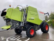 Claas LEXION 650 MIT V 680 UND TW Mähdrescher Combină agricolă second-hand