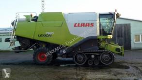 Moisson Claas Lexion 760TT Cosechadora-trilladora con rotor usado
