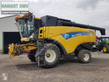 New Holland CX 880 used Combine harvester