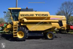 Moissonneuse-batteuse à 6 secoueurs New Holland TC 56