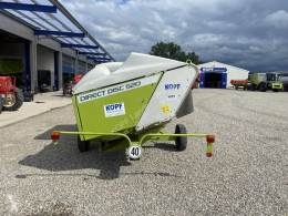 Coupe direct Claas Direct Disc 520 Tpy 492 Contour