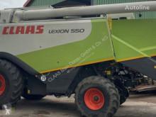 حصاد Claas Lexion 550 Mähdrescher آلة حصاد ودرس مستعمل
