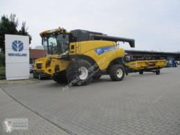 Ceifeira-debulhadora New Holland CR 960