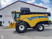 New Holland 3-straw walkers Combine harvester CX 6090 Elevation, EE2017, 890Bh, 7,60m Varifeed