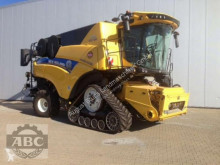 New Holland Combine harvester CR10.90 RAUPE TIER-4B