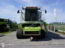 حصاد آلة حصاد ودرس Claas Lexion 480 TT Mähdrescher