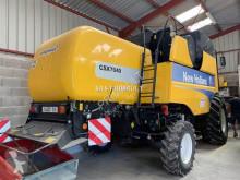 حصاد New Holland CSX 7040 آلة حصاد ودرس مستعمل
