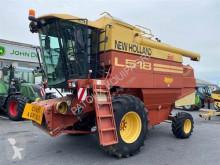 حصاد New Holland L518 آلة حصاد ودرس مستعمل