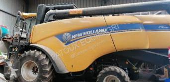 حصاد New Holland CX 6080 آلة حصاد ودرس مستعمل