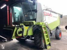 Claas Lexion 550 Heder Vario Moissonneuse-batteuse occasion