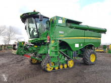 John Deere S690i MY17 used Combine harvester