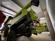 حصاد Claas Lexion 740 آلة حصاد ودرس مستعمل