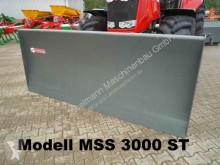 ensilaje Euro-Jabelmann Maisschiebeschild MMS 3000 ST, 3000 mm breit, NEU