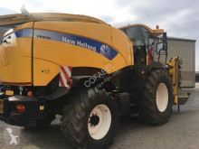 Ensiladora automotriz New Holland