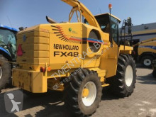 Ensilaje Ensiladora automotriz New Holland FX 48