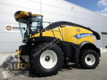 ensilaje New Holland FR650