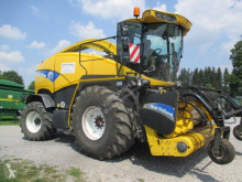 Самоходен силажокомбайн New Holland