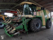 Krone Big X 600 + EasyCollect 903 + PickUp