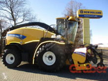 New Holland FR 500 used Self-propelled silage harvester