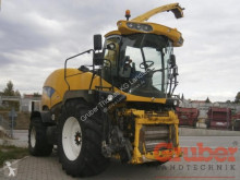 New Holland FR 9090 A used Self-propelled silage harvester