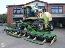 Used Self-propelled silage harvester Krone Big X 700