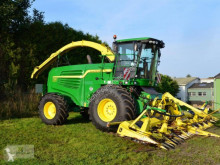 Used Self-propelled silage harvester John Deere 7780i