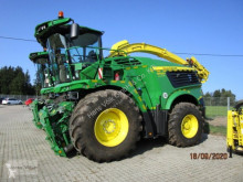Used Self-propelled silage harvester John Deere 9700i ProDrive 40km/h